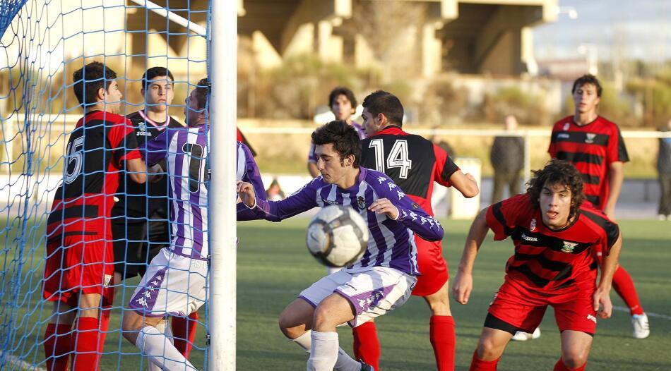 Real Valladolid juvenil - CD Leganés - elnortedecastilla ... - photo#35