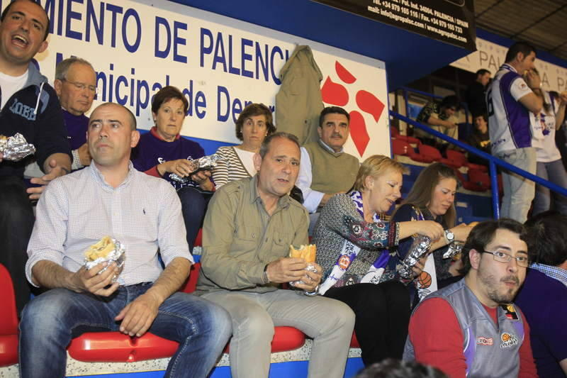Palencia Baloncesto 82 - 71 Lleida