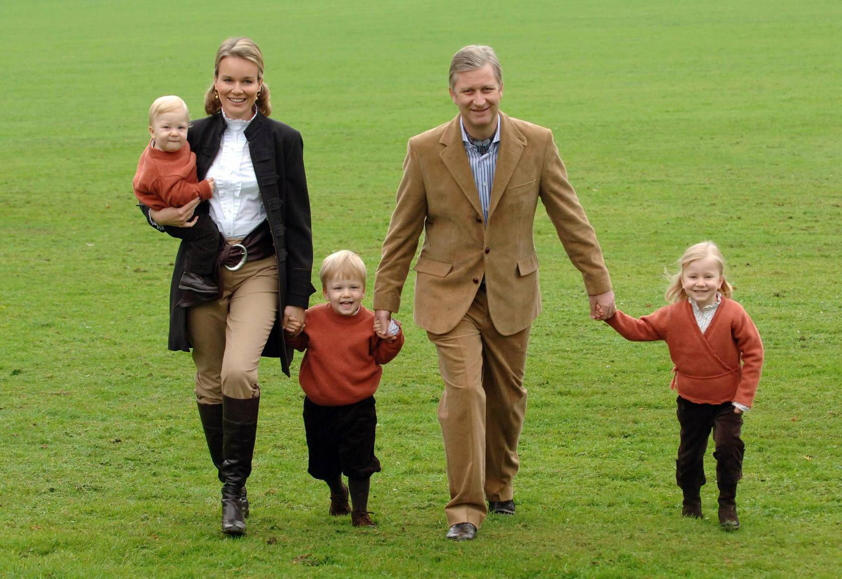 Felipe y Matilde, próximos nuevos reyes de Bélgica