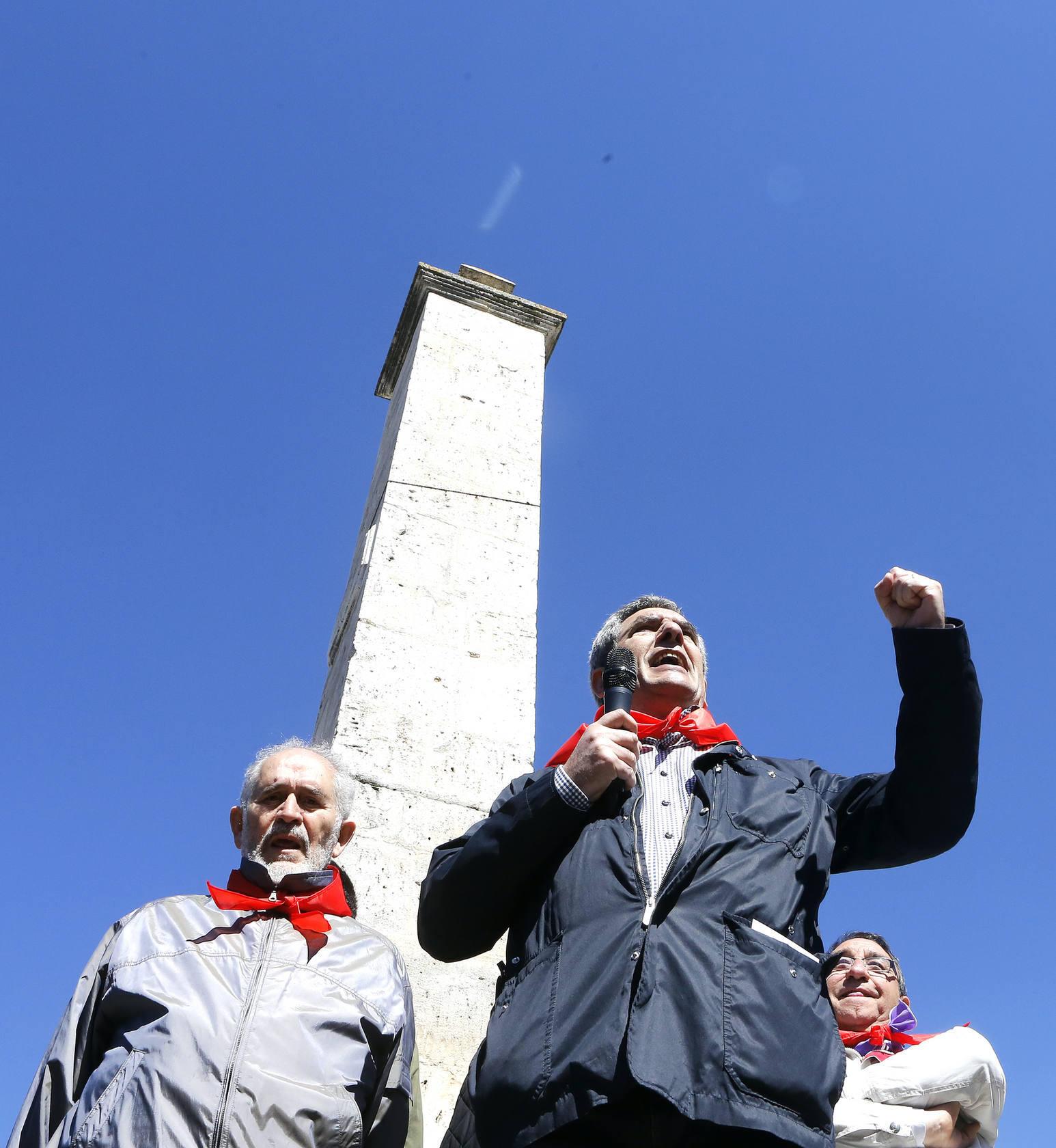 Villalar de los Comuneros acoge las celebraciones por el Día de la comunidad