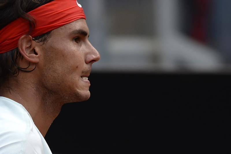 Nadal vence a Ferrer en cuarto de final del Masters 1000 de Roma