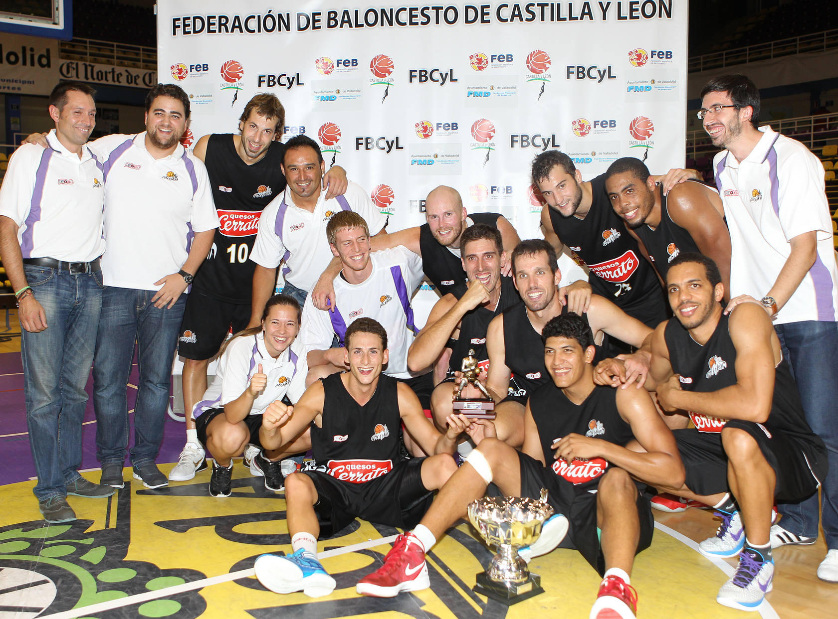 Final Mascula de la Copa Castilla y Le&oacute;n de baloncesto
