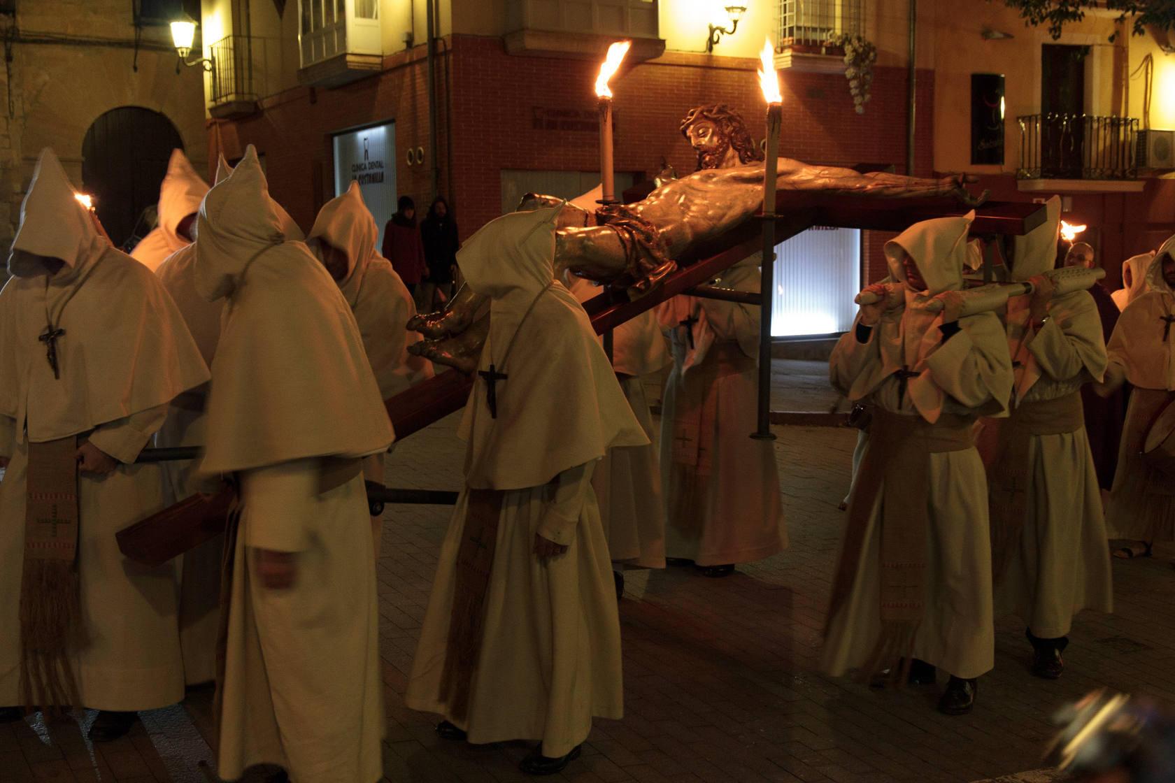 Hermandad Penitencial del Stmo. Cristo de la Buena Muerte. Lunes Santo