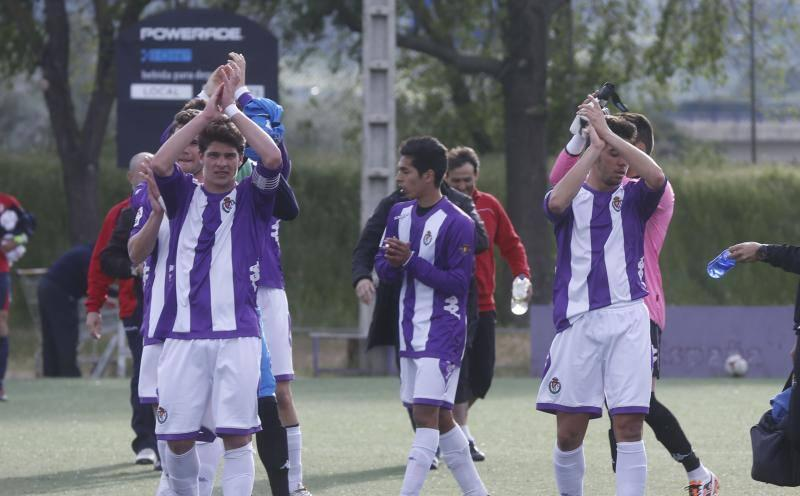 Real Valladolid Promesas 4 - &Aacute;vila 0