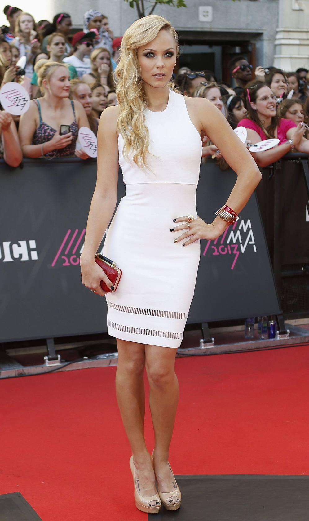 La alfombra roja de los MuchMusic Video Awards en Toronto