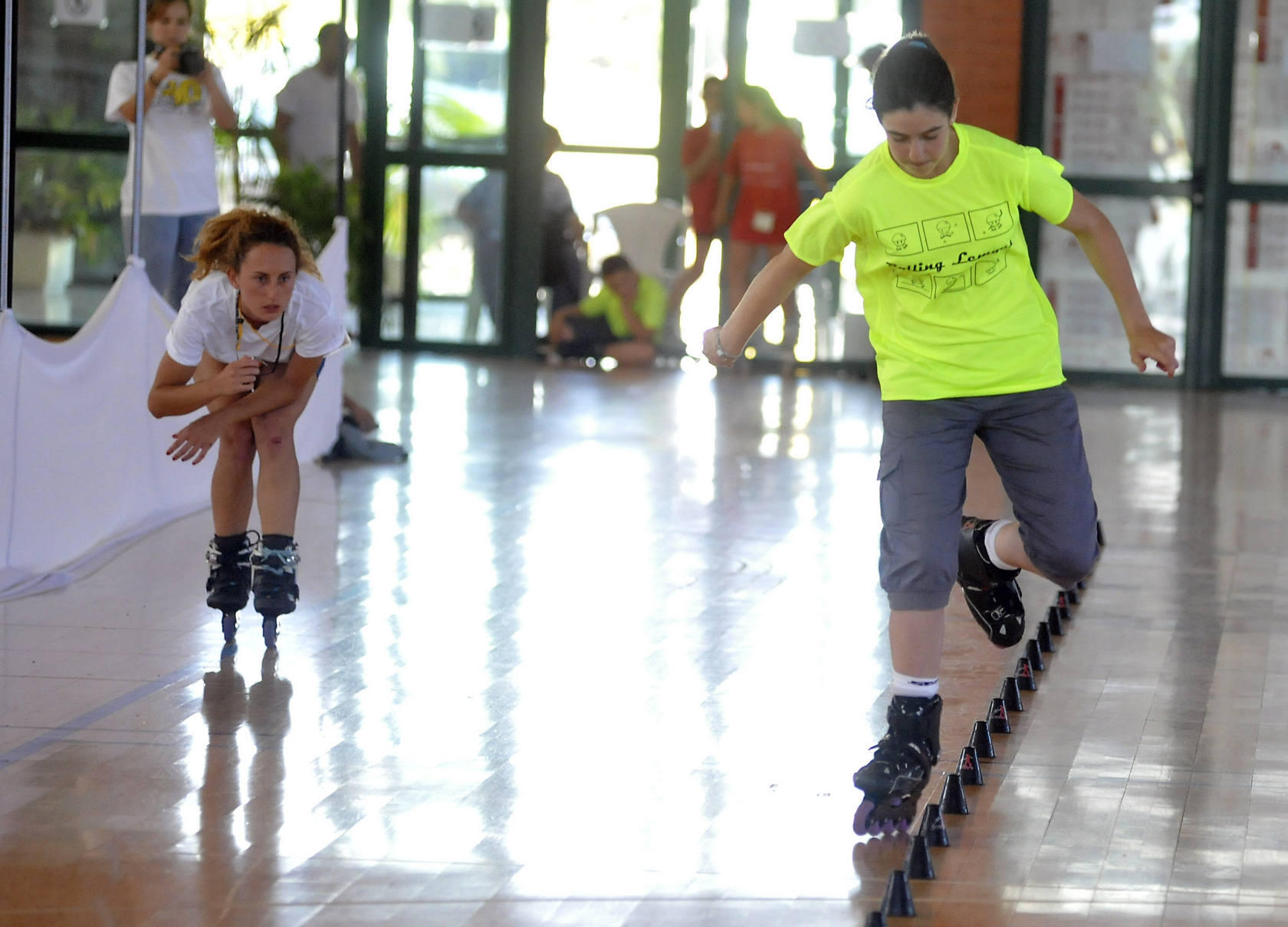 V Campeonato de España de patinaje Freestyle en Boecillo