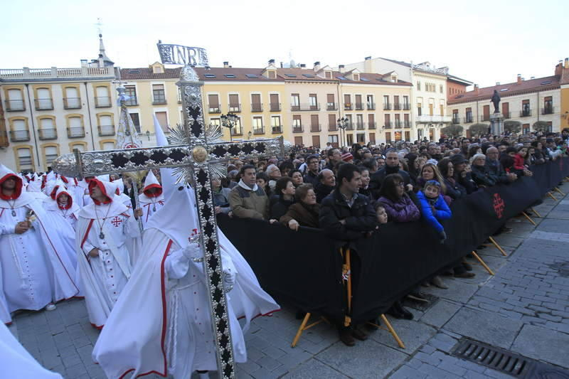 El Descendimiento en Palencia