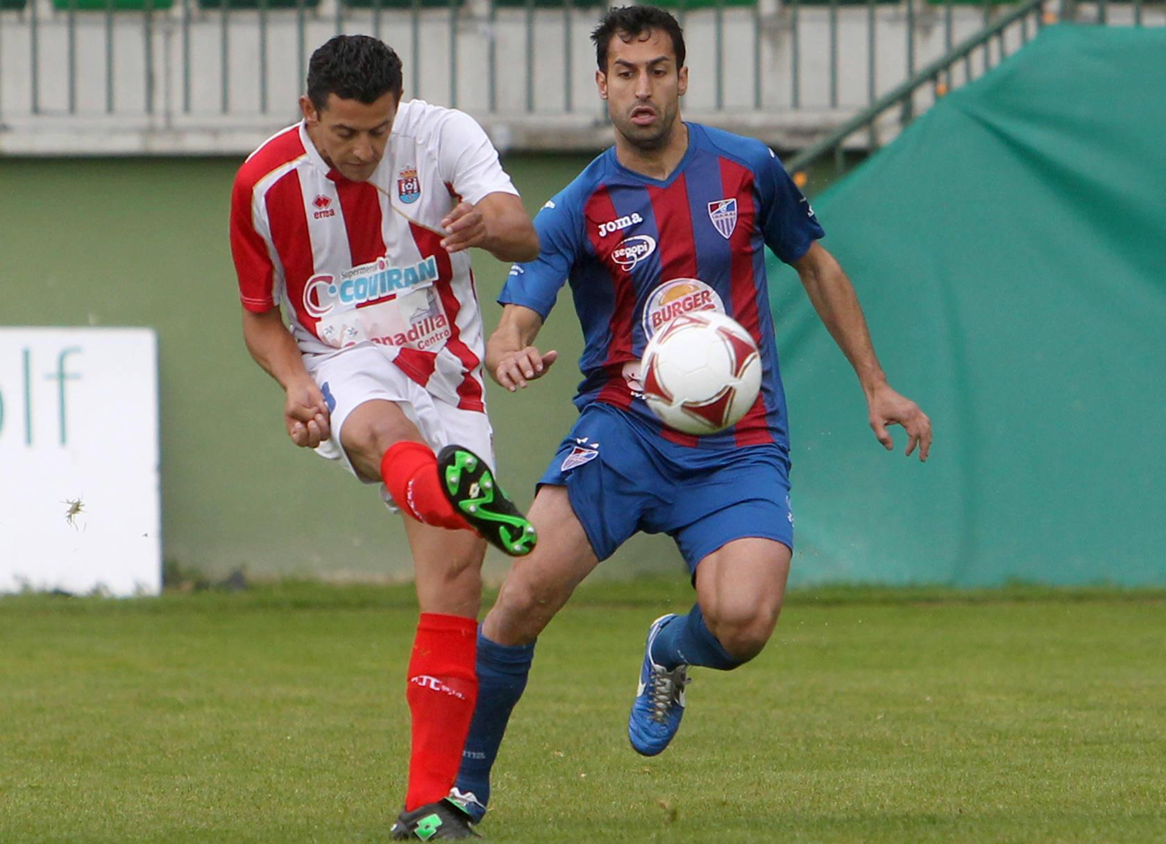 Gimnástica Segoviana 1-0 Atco. Granadilla