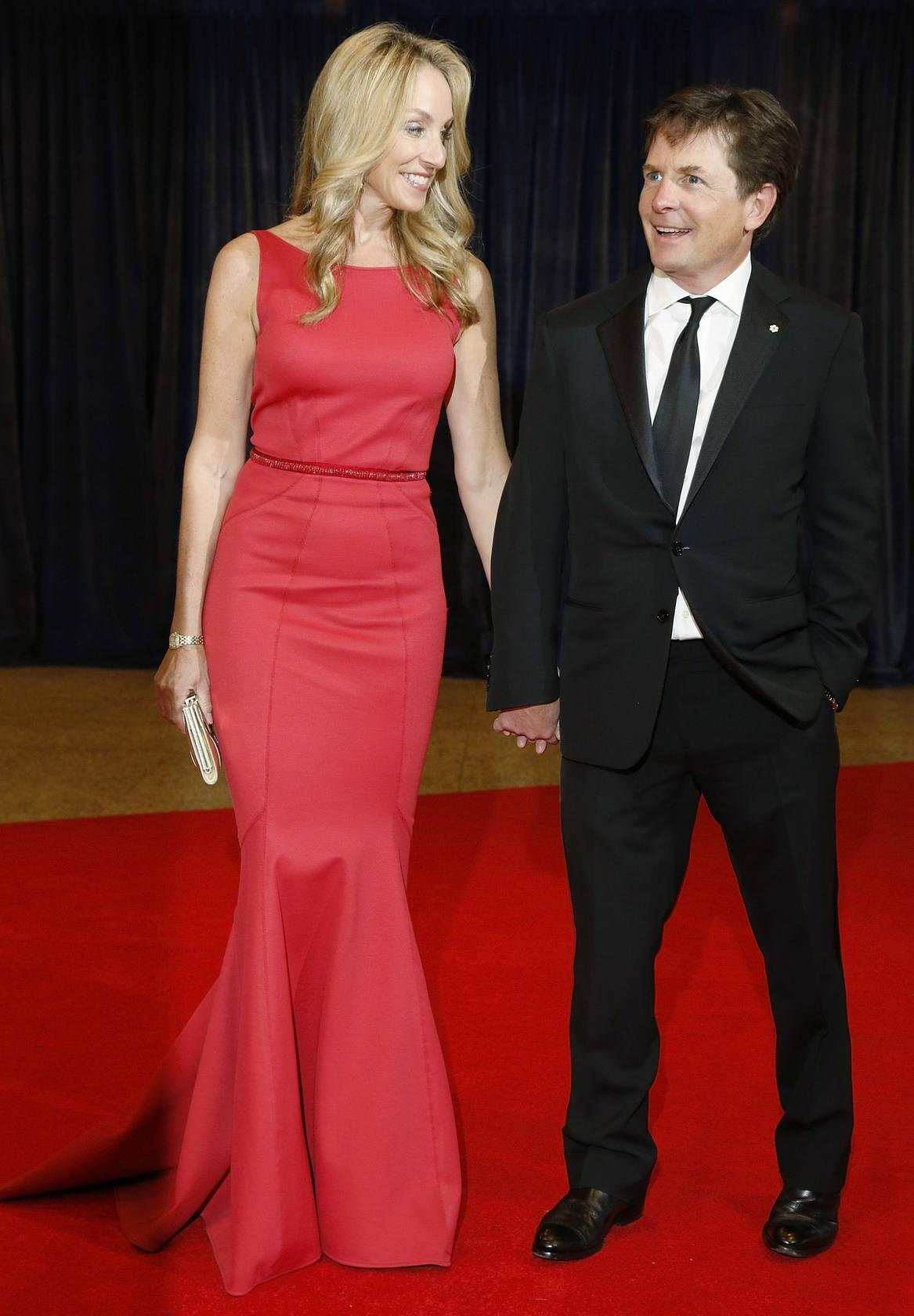 Alfombra roja de la 2013 White House Correspondents' Association Dinner