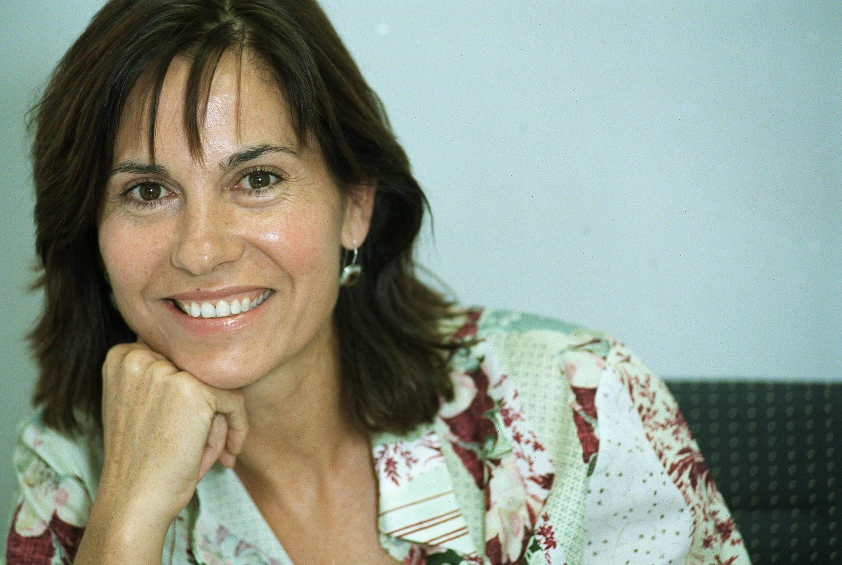 Concha García Campoy, una vida dedicada al periodismo
