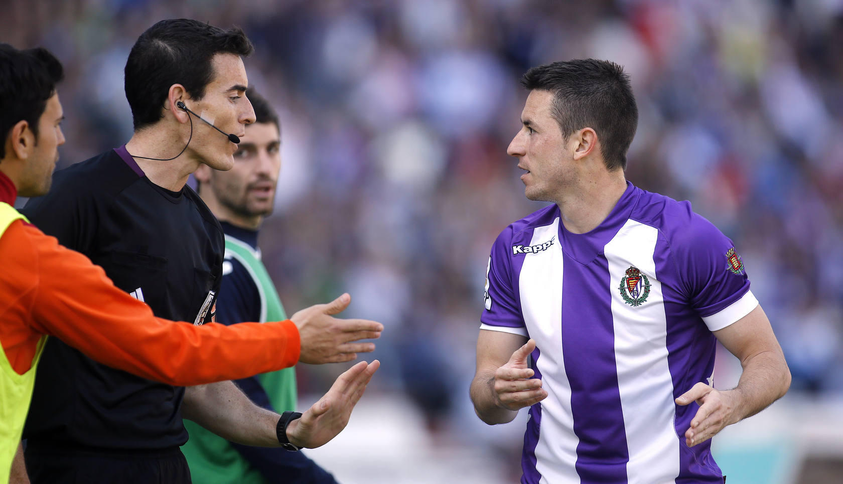 Real Valladolid 2 -1 Getafe
