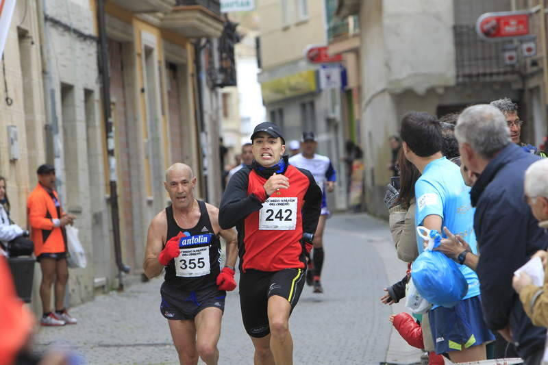 XXIX Medio Marat&oacute;n del Cerrato