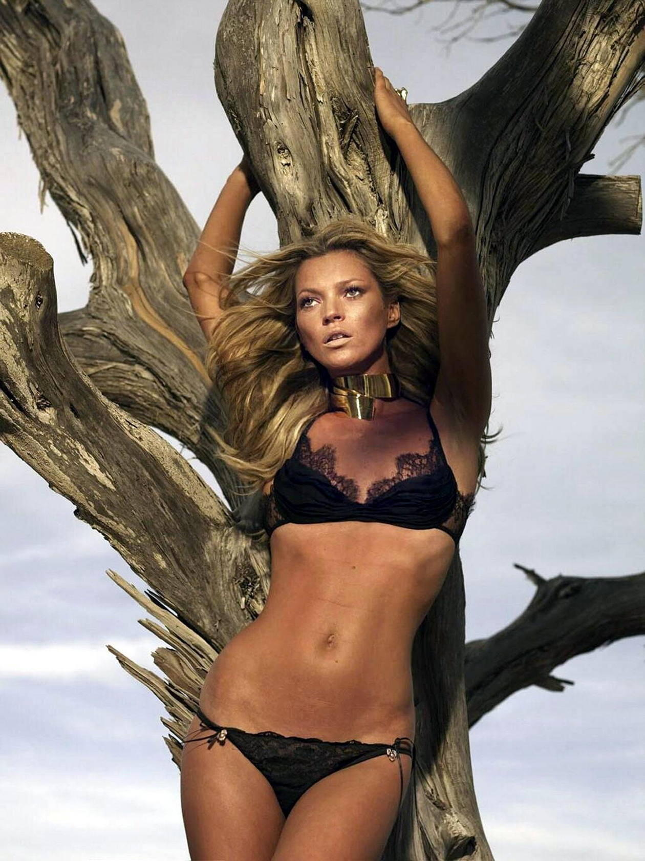 Kate Moss, la 'top' eterna
