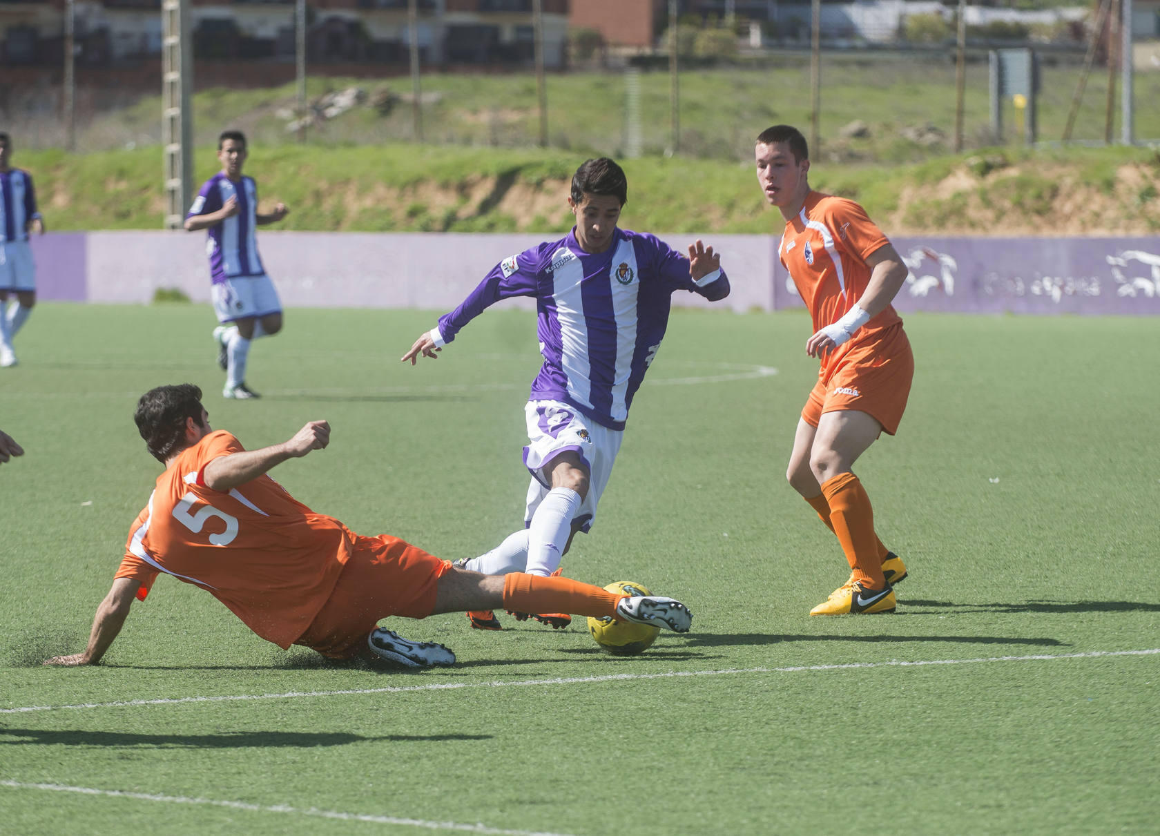 Real Valladolid juvenil 1-1 Las Rozas