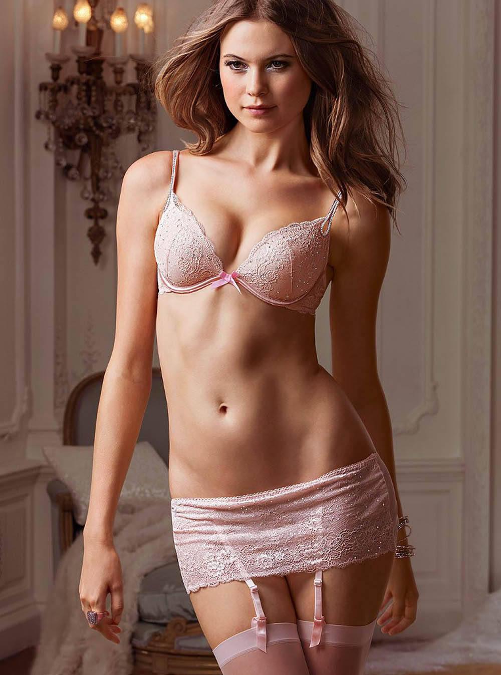 Kylie Bisutti, de Victoria's Secret a esposa cristiana perfecta