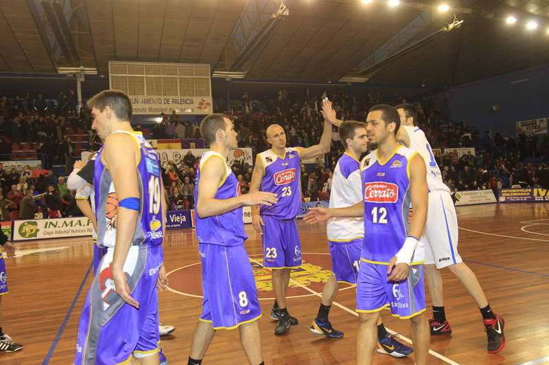 Palencia 78 - 82 Lleida