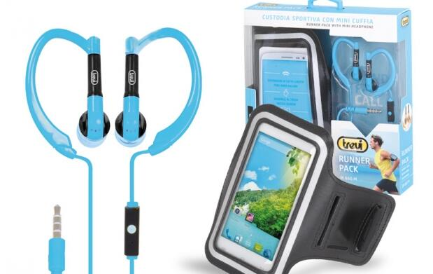 Pack Deportivo Trevi Smarphone 12.99€