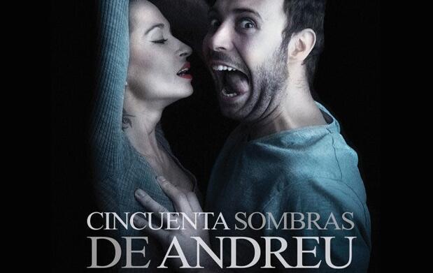 50 Sombras de Andreu en el Teatro Carrión