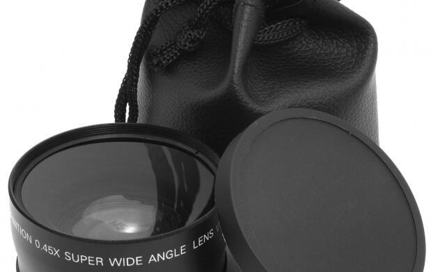 Lente gran angular y macro Nikon-Canon 29,90€