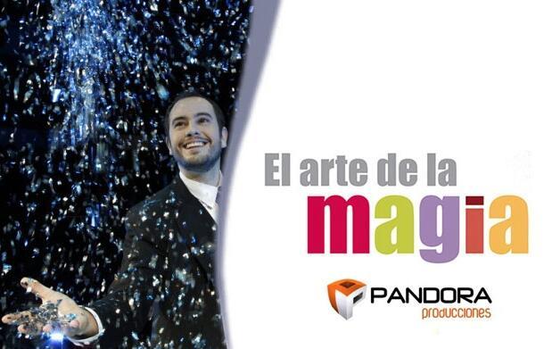 'El arte de la magia' Jorge Blass 12€
