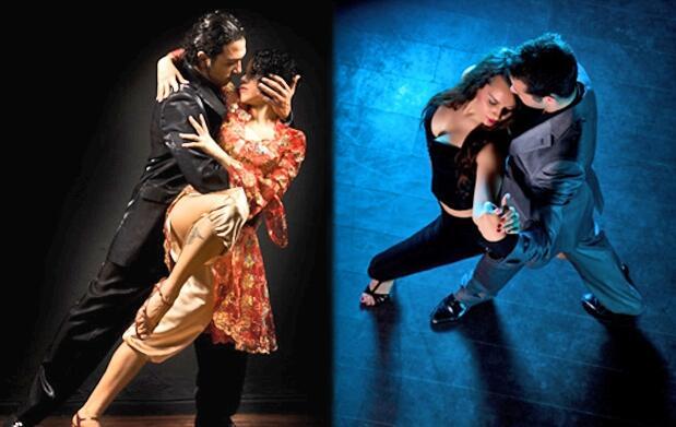 1 mes de bailes latinos o de salón 12€