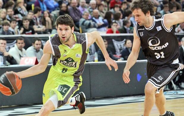 Blancos de Rueda vs Bilbao Basket 7€