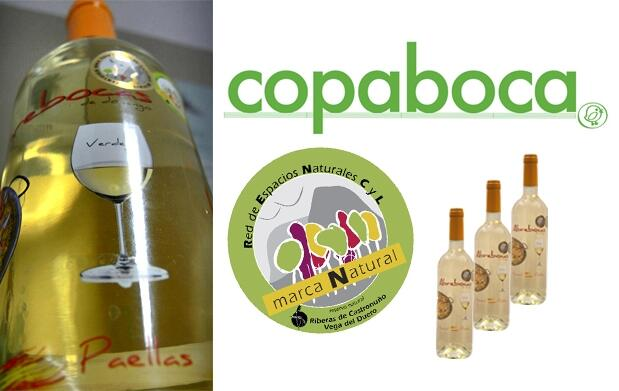 3 botellas de blanco verdejo CopaBoca 7€