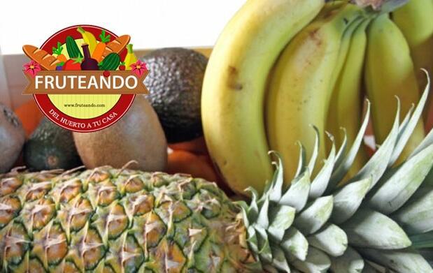 Caja de fruta tropical 14-15 Kg. por 23,90€