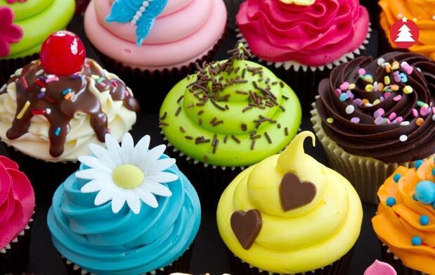 Curso online cupcakes o repostería 12€