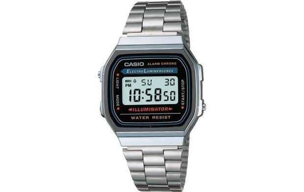 Reloj Casio Vintage Plata por 21€