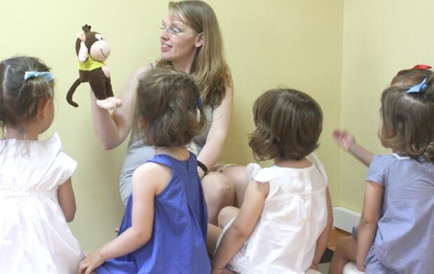 20 horas en Inglés para niños por 49€