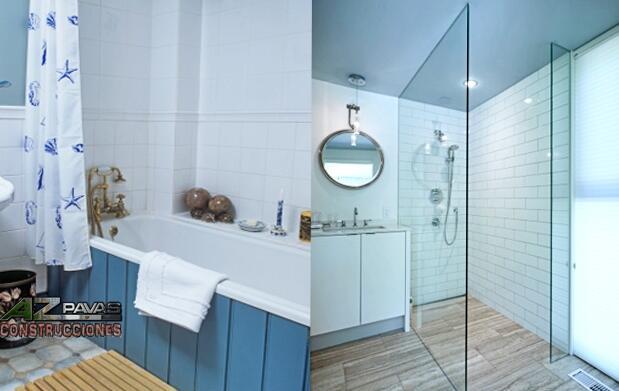 Cambio de bañera por plato de ducha 1250€