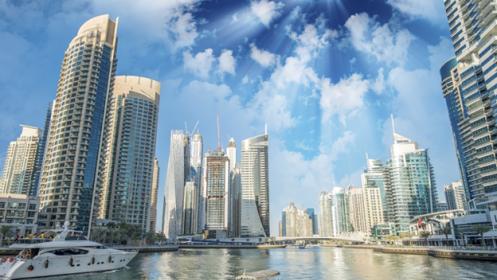 Viaja a Dubái en el puente del Pilar