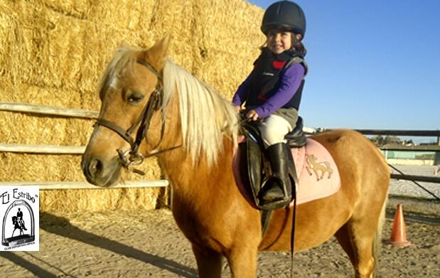 Ruta a caballo de 2 horas de duración 15€