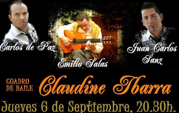 """Recital flamenco """"Flamenco de ferias"""" 8€"""