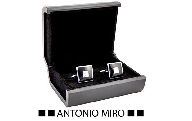 Gemelos Antonio Miró por 9.90€