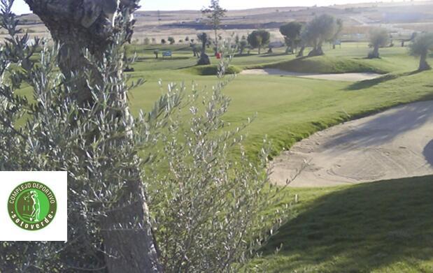 1 Green Fee en Golf Sotoverde 10€