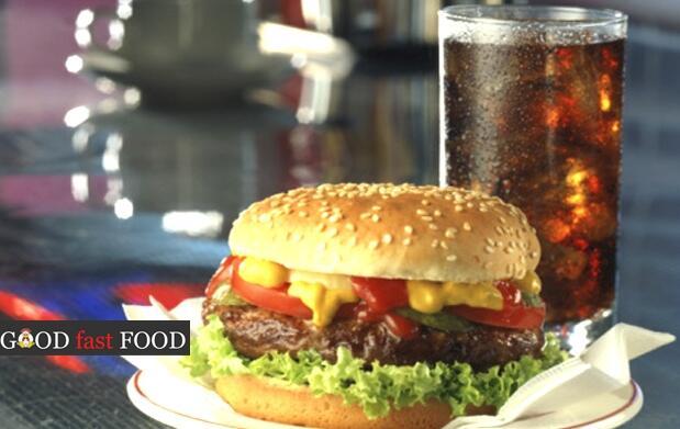 Menú hamburguesa para 2 por 9€