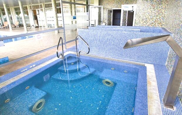 Hotel + Spa para 2 pax en Comillas