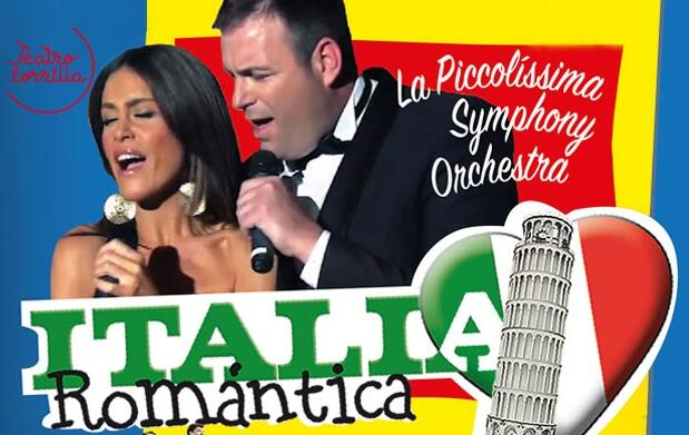 Entrada para 'Italia Romántica' 18€