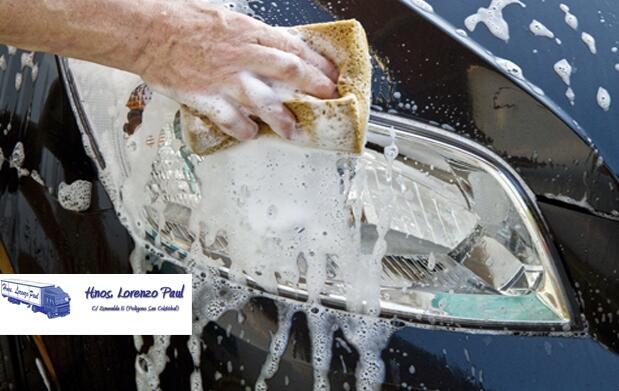 Lavado de coche interior y exterior14€