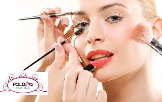 Curso de auto-maquillaje 2h y media 21€