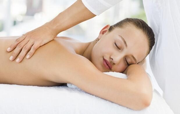 Masaje de espalda 1h por 17€