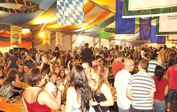 Entradas para el OcktoberFest por 6.50€