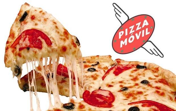 Pizza pequeña hasta 4 ingredientes 2,95€