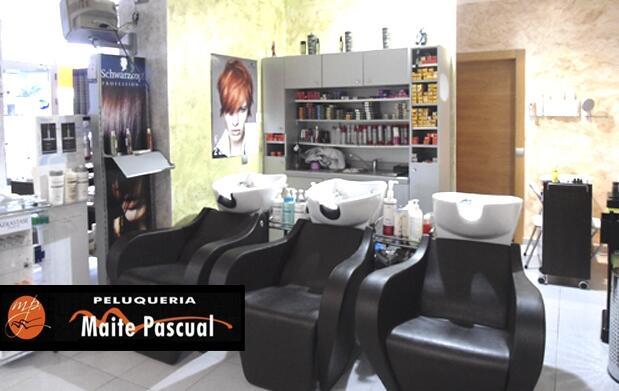2 sesiones de peluquería y más 21 €