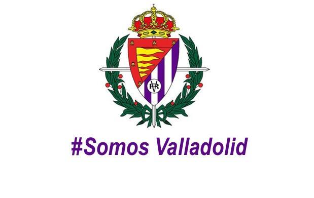 Pulsera bordada del Real Valladolid 3€