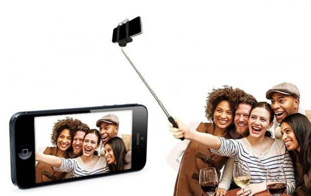 Palo selfie+mando bluetooth+trípode 16.99€