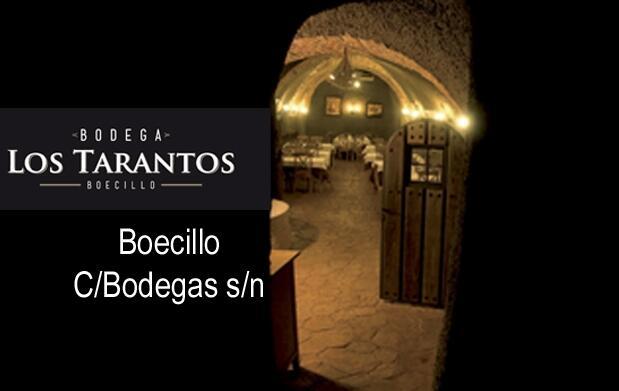 Menú cena para 2 bodega Los Tarantos 39€