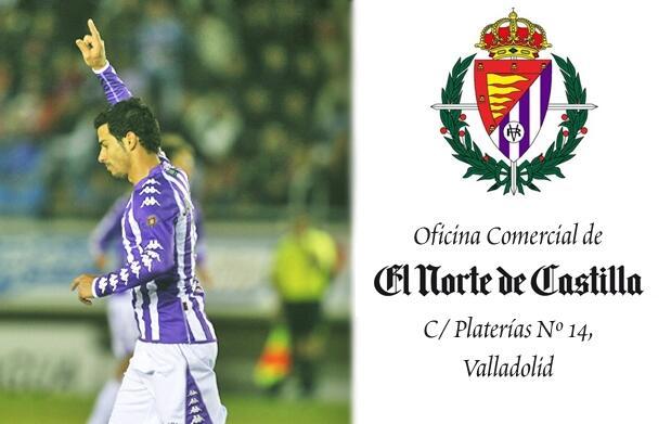 Real Valladolid - C.D Guadalajara 10€